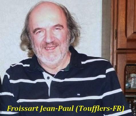 Froissart jean paul toufflers