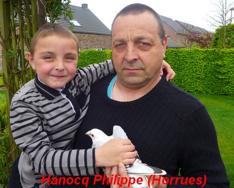 Hanocq philippe horrues