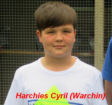 Harchies cyril