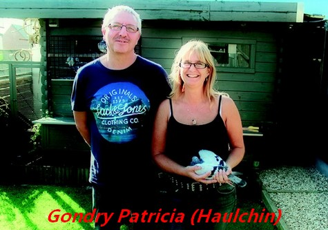 Patricia gondry