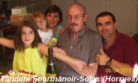 Tandem fourmanoir solas horrues