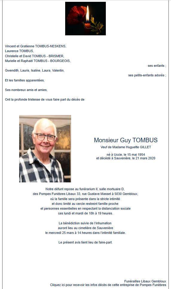 Tombus guy