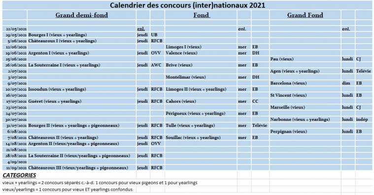 Vluchtkalender 2021 18 01 21 fr